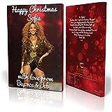 Beyonce Personnalisé Chocolat Calendrier De L'avent - Rouge...