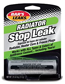 Bar's Leaks G12BP-7PK Radiator Stop Leak Powder - 0.75 oz., (Pack of 7)