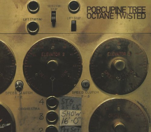 Octane Twisted [Jewel Case With Slipcase] by Porcupine Tree (2012-11-18)