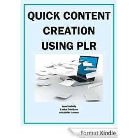 Quick Content Creation Using PLR (Marketing Matters) (English Edition)