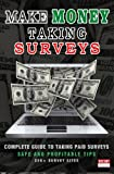 img - for Make Money Taking Surveys: Guide to Taking Paid Surveys Online book / textbook / text book