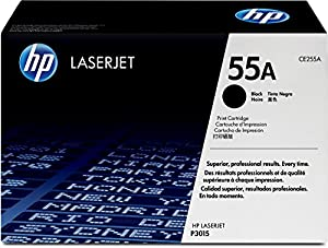 HP LaserJet P3015 Black Cartridge