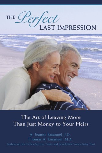 The Perfect Last Impression:the Art of L