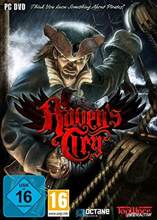 Raven's Cry  (PC DVD)