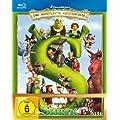 Shrek 1-4: Die Komplette Shrekologie  [Blu-ray]