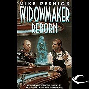 The Widowmaker Reborn Audiobook