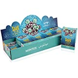 Arabian Nights Soex Mintos Herbal Non Tobacco Hookah Flavours (Pack Of 10 Flavours - 50 Gms Each) For Party