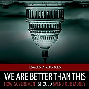 We Are Better Than This Audiobook