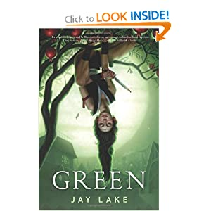 Green - Jay Lake