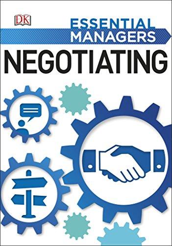 Negotiating (Essential Managers)