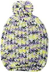 BCBGeneration Women's Colorful and Cozy Pom Beanie