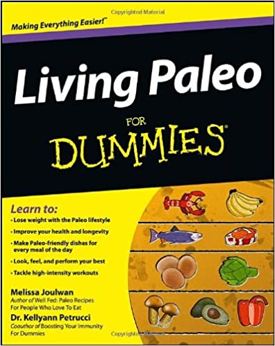 Living paleo for dummies review