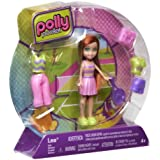 "Polly Pocket Lea Doll - ""I'm Game To Play Outdoors"""