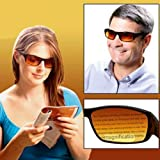 HD VISION BIFOCAL SUNGLASSES +1.5 (AS SEEN ON TV)