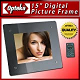 Opteka Digital Photo Frame - ILM15