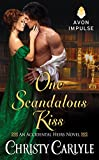 Bargain eBook - One Scandalous Kiss