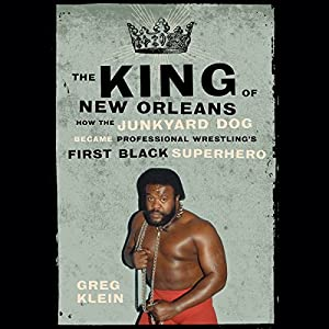 The King of New Orleans Audiobook