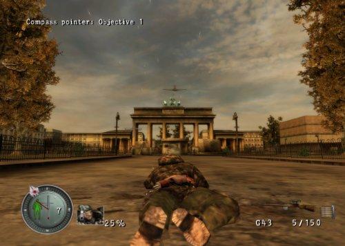 Sniper Elite galerija