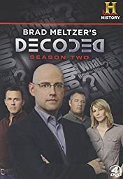 Brad Meltzer\'s Decoded: Season 2 [DVD]