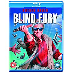 Blind Fury [Blu-ray]