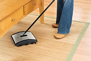 BISSELL Natural Sweep Dual Brush Sweeper, 92N0A (same as 92N0)