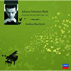 J.S. Bach: English Suite No.2 in A minor, BWV 807 - 6. Gigue