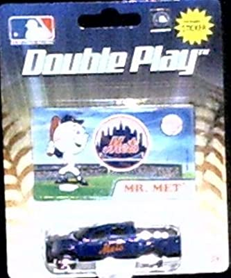 New York Mets 2007 Upper Deck Ford F-150 1/87 Scale MLB Diecast Truck with Team Sticker