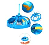 Geekercity-Cute-UFO-Flying-Disc-Mini-Infrared-Sensor-Flying-Saucer-UFO-Hand-Induced-Hovering-and-Floating-Flight-Hand-Movements-Toy-UFO-Magic-Trick-Toys-with-LED-Lights