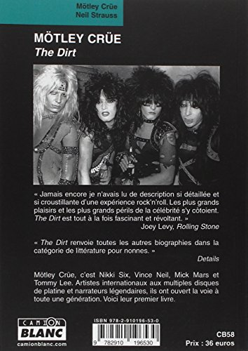 motley crue the dirt pdf
