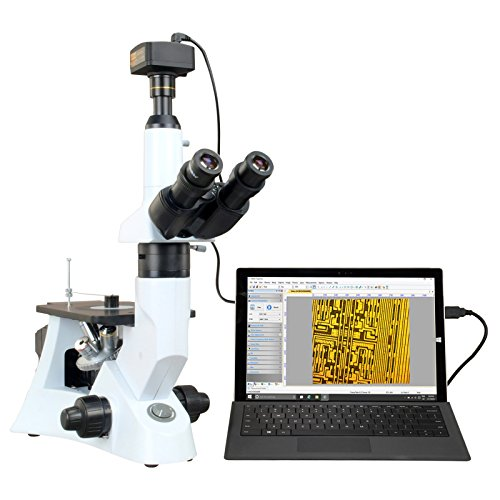 OMAX-Inverted-Infinity-Metallurgical-Microscope-40X-400X-with-14MP-USB-Camera