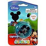 Disney Mickey Mouse Clubhouse Mickey Light Up Yo Yo - Translucent Color (Color May Vary)