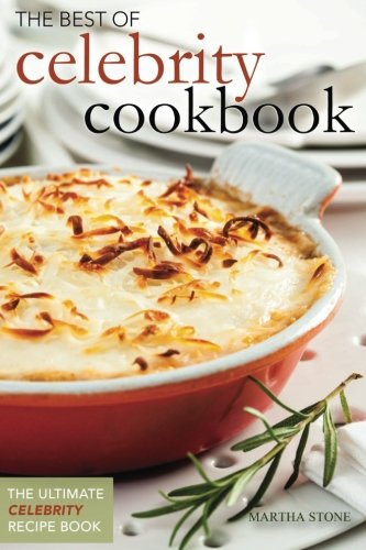 The Best of Celebrity Cookbooks - The Ultimate Celebrity Recipe Book: Everyday Cooking with Celebrities Books (Food Holidays compare prices)