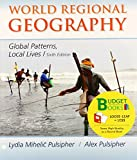 img - for Loose-leaf Version for World Regional Geography & LaunchPad 6 month access card book / textbook / text book