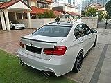 BMW F30 3er Heckspoiler Spoiler M3 Look