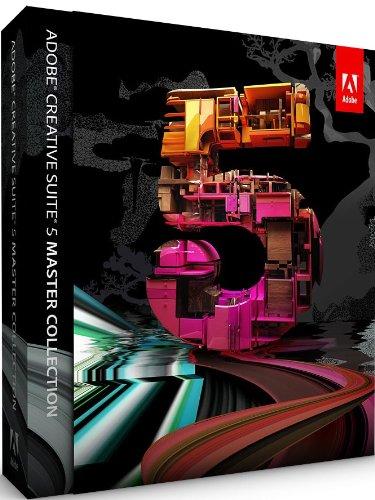 Adobe Creative Suite 5 Master Collection - Ensemble De Mise À Niveau De Version - 1 Utilisateur - Mise À Niveau De Ado