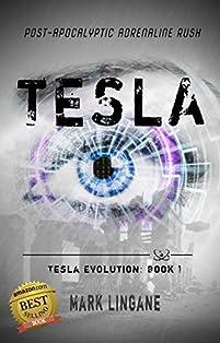 Tesla: A Teen Steampunk/cyberpunk Adventure by Mark Lingane ebook deal
