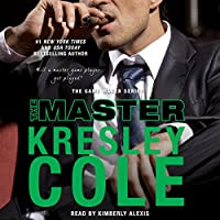 The Master: The Game Maker, Book 2 (       UNABRIDGED) by Kresley Cole Narrated by Kimberly Alexis