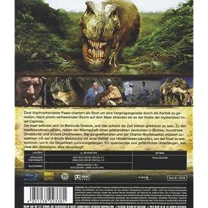 Caprona-das Vergessene Land 2 (Blu-Ray) [Import allemand]
