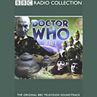 Doctor Who: Galaxy 4  by William Emms Narrated by William Hartnell, full cast