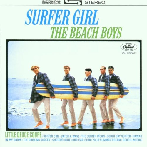 Surfer Girl / Shut Down Vol. 2