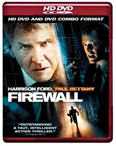 Firewall (Combo HD DVD and Standard DVD)