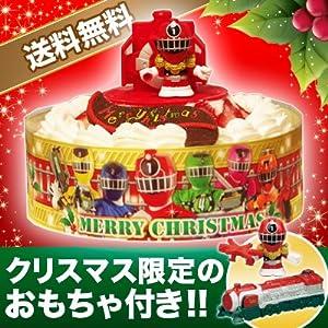 キャラデコクリスマス 烈車戦隊トッキュウジャー クリスマスケーキ