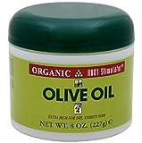 Organic Root Stimulator Olive Oil Hair Creme - 227g