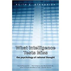 Learn more about the book, What Intelligence Tests Miss