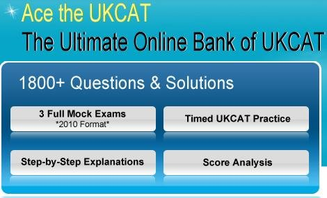 Ace the UKCAT: The Ultimate UKCAT Question Bank