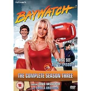 Baywatch - The Complete Third Series (UK version)