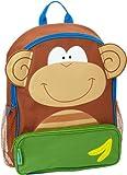 Stephen Joseph Little Boys Sidekick Backpack, Monkey, One Size