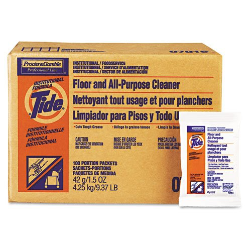 Tide - Floor And All-Purpose Cleaner, 36Lb Box 02364 (Dmi Ea