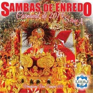 Pedra, Academicos De Santa Cruz - Carnaval 2014 - Sambas de Enredo