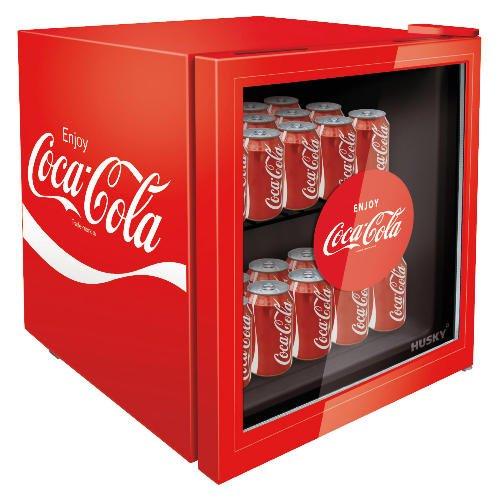 Husky Coca-Cola 48 Litre Refrigerator